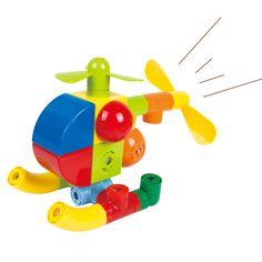 Multicolour magnetic tube Construction Building Blocks Toys DIY 3D Magnetic Designer Enlighten Bricks Educational toys for child