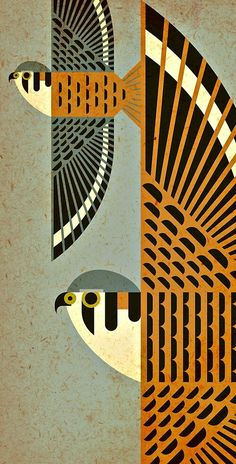 Scott Partridge Shop | Redbubble Charley Harper, Toddler Art Projects, Bird Illustration, Pattern Illustration, Bird Art, Folk Art, Graphic Art, Bird Graphic, Art Drawings