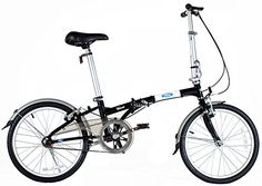 [special_offer]What are the features of Ford Taurus 20 Inch Single Speed Folding Bicycle 11 BlackOne-speed urban utility bike folds in seconds and is easy t Dirt Bikes For Sale, Mountain Bikes For Sale, Best Mountain Bikes, Cool Bikes, Beach Cruiser Bikes, Cruiser Bicycle, Car Bike Rack, Full Suspension Mountain Bike, Carbon Road Bike