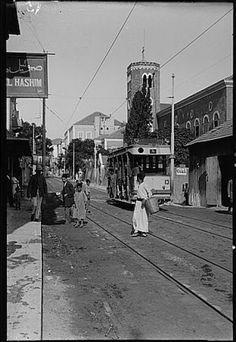 Ras Beirut [1900s]    #Beirut #Lebanon, check the tram!