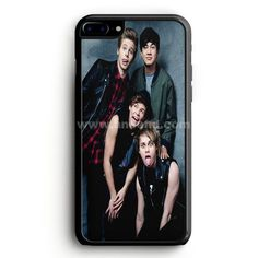 5 Second Of Summer Personel Act iPhone 7 Plus Case | aneend