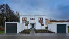 Bauhaus - der zeitlose Klassiker unter den Baustilen | Haus Hornberg | Fertighaus WEISS