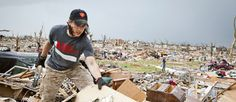 Help veterans help those in OK hit by the tornadoes. You can donate to Team Rubicon. Teams are already on the ground and more are on the way to help.
