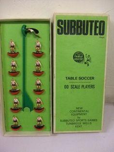 Subbuteo Sunderland