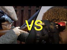 Nikon D5 + 600mm vs Shotgun Challenge - ISO 1200 | Photography Video blog for photographers