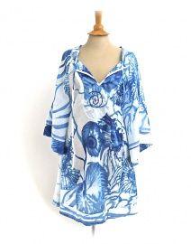 Gipsy Ibiza Blue Marlin | tuniek jurk | Tuniek Jurken | GIPSY IBIZA