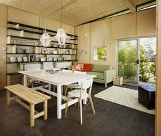 """Introducing """"Shedquarters"""": The Hot New Trend Home-Based Business Owners Are Drooling Over Backyard Office, Backyard Studio, Backyard Sheds, Modern Shed, Tiny Apartments, She Sheds, Home Based Business, Business Company, Small House Plans"""
