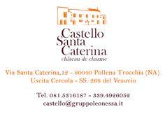 Castello Santa Caterina - Matrimoni Ricevimenti Cerimonie Eventi Napoli
