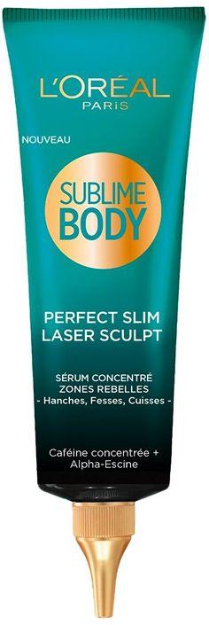 L'Oréal Paris Sublime Body Laser Sculpt Soin Amincissant Sérum Caféine…