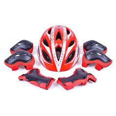 B'DAY SPORTS Kids Bike Helmet Toddler Boys Girls Helmet Sports Protective Guard Gear Set - CPSC Certified - for Cycling, Skating, Scooter, Rollerblading and Other Extreme Sports Activities ** Visit the image link more details. (This is an affiliate link) Helmet Head, Kids Helmets, Cycling Accessories, Kids Bike, Sports Activities, Kids Sports, Extreme Sports, Skating, Toddler Boys
