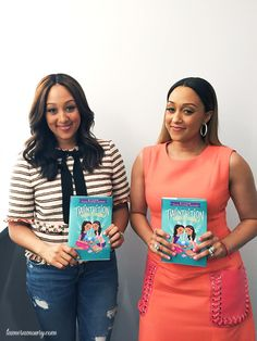 Tamera Mowry Twintuition Book Giveaway!