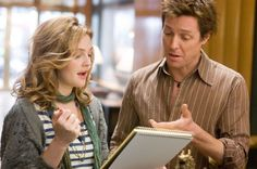 Music and Lyrics with Drew Barrymore n Hugh Grant// I just gotta share b/c I love music n this movie.