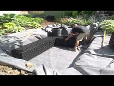Aquascape's Rainwater Harvesting 101 - YouTube