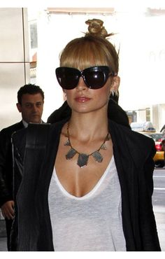 Nicole Richie in House of Harlow 1960