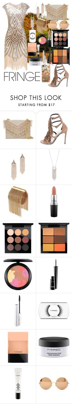 """Fringe: Fall Bliss"" by maddzzzz04 ❤ liked on Polyvore featuring Cynthia Rowley, Barbara Bui, Rebecca Minkoff, New Directions, Chloé, MAC Cosmetics, Victoria Beckham and Casetify"