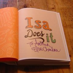 A blog posting about bestselling vegan cookbook author Isa Chandra Moskowitz's Bookshop Santa Cruz reading/talk/signing for her new book 'Isa Does It'