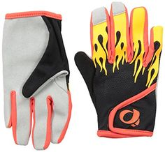 Pearl Izumi - Ride Kid's MTB Gloves, Blazing Orange, Small *** You can find out more details at the link of the image.