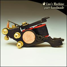 ce3d460e40 New style custom Luo s Machine handmade Tattoo Machine Gun Set L  LXQ-2  -  US 30.00   Dragonhawk tattoo supplies