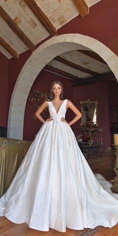 Eva Lendel Wedding Dresses 2018 Collection ❤ See more: http://www.weddingforward.com/eva-lendel-wedding-dresses-2018/ #weddingforward #bride #bridal #wedding