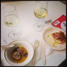 #Taste #Milano #Lunch #Food #Wine #Italy