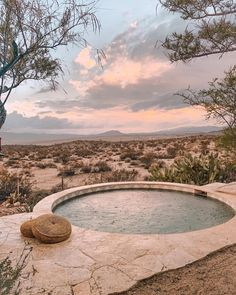 The Joshua Tree House — Little Yellow Couch Swimming Pool Designs, Swimming Pools, Retreat House, Style Matters, Desert Homes, The Mountains Are Calling, Decks And Porches, Outdoor Living, Outdoor Decor