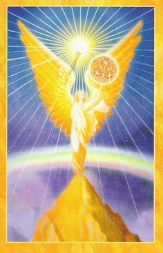 "Archangel Raziel, the ""Keeper of Secrets"" and the ""Angel of Mysteries"""