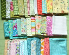 """Good tutorial on sewing Drunkard's Path blocks from """"crazy mom quilts"""""""