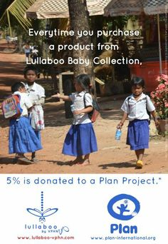 Everytime you purchase a product from Lullaboo Collection of the amount is donated to a Plan Project. Winter Blankets, Warm Blankets, Plan France, Preemie Clothes, Preemies, Baby Wraps, Baby Safe, Baby Accessories, Babies