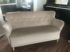 Sirot 60-luvun sohva ja nojatuolit