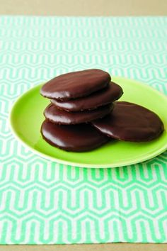 "Thin Mints recipe from Jennifer Steinhauer's ""Treat Yourself: 70 Classic Snacks You Loved as a Kid (and Still Love Today)"""