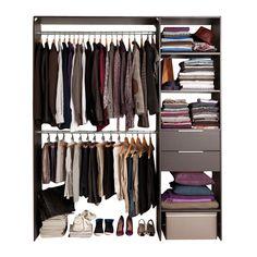 Comment réaliser un rangement dressing ? On a souvent beau avoir un placard, une armoire, une commode; non seulement ils occupent une énorme place mais en plus, nos affaires ne rentrent toujours …