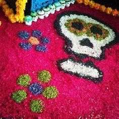 Altar de muertos, México
