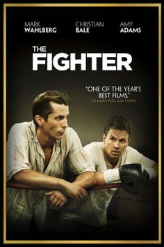 # 69 The Fighter.. Christian Bale was remarkable..