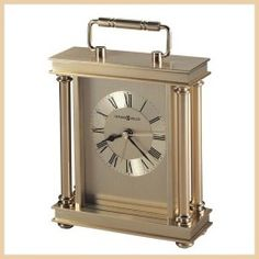 A Guide to Choosing Howard Miller Audra Table Top Clock