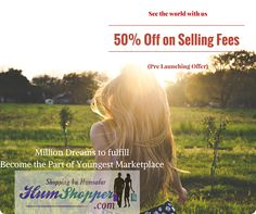 50% off on selling fees