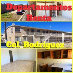 COL.RDZ DEPARTAMENTO DE RENTA