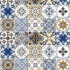 азулежу: 7 тыс изображений найдено в Яндекс.Картинках Quilts, Blanket, Rugs, Home Decor, Products, Wall Papers, Tiles For Kitchen, Vivid Colors, Quilt