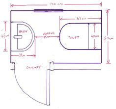 Minimum Size For A Downstairs Toilet With Bathroom Installation In Leeds Design Ideas
