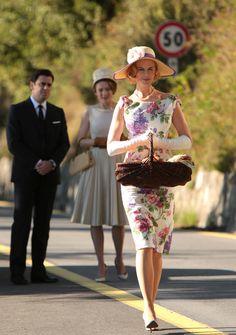 """Nicole Kidman as Grace Kelly for the film """"Grace of Monaco"""""""
