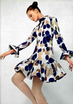 L'officiel magazine 1960s