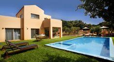 Villa Litsarda - Authentic Crete, Villas in Crete, Holiday Specialists Crete, Villas, Bedrooms, Outdoor Decor, Home Decor, Decoration Home, Room Decor, Mansions, Bed Room