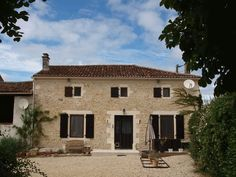 Farmhouse for sale in Poitou-Charentes, Charente Valence Barn Pool, Pump House, Separating Rooms, Stone Barns, French Property, Stone Flooring, Reception Rooms, In Ground Pools, New Builds
