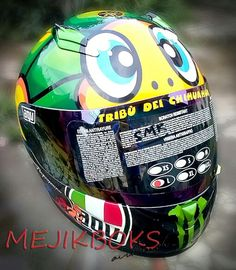 Turtle - Valentino Rossi look a like 2