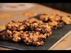 Biscotti Light: Avena, Banana e Cioccolato! - 8 - YouTube