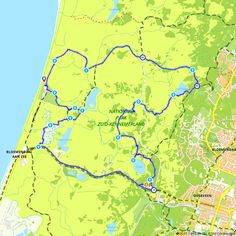 Travel Route, Triathlon, Touring, Netherlands, Holland, Beautiful Places, Cycling, Diagram, World