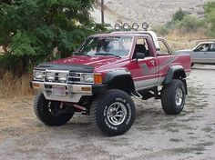 For many the 80's were love or hate… but this '87 Tacoma 4×4 is the real deal! That is one classic looking #Tacoma! #TBT #ThrowbackThursday #truck #classictruck #prioritytoyota