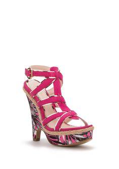 Sandalia Ankle Strap - Sandalia - Calzado - Dama Okilucky