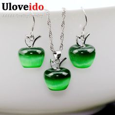 Find More Jewelry Sets Information about 50% off Kids Jewelry Set 925 Sterling Silver Earrings Pendant Necklace Pink Crystal Jewelry Sets 2016 Fashion Jewellery Ulove,High Quality earrings heart,China jewelry sets for girls Suppliers, Cheap jewelry tree necklace holder from ULOVE Fashion Jewelry on Aliexpress.com