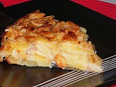 Receitas práticas de culinária: Bolo de Maçã com  Amêndoas - de comer e chorar por...