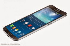 The Samsung GALAXY Round is for the equivalent of EUR 750.00 already come this week in South Korea in the trade, competitor LG comes in November with the LG G Flex